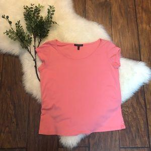 Eileen Fisher 100% silk blouse